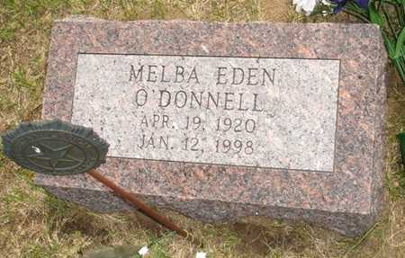 O'DONNELL, MELBA - Clinton County, Iowa | MELBA O'DONNELL