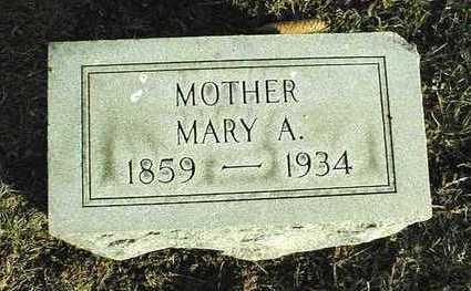 O'GRADY, MARY A. - Clinton County, Iowa | MARY A. O'GRADY