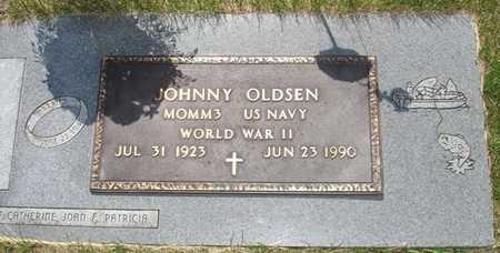 OLDSEN, JOHNNY - Clinton County, Iowa | JOHNNY OLDSEN