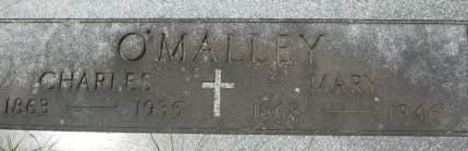 O'MALLEY, MARY - Clinton County, Iowa | MARY O'MALLEY