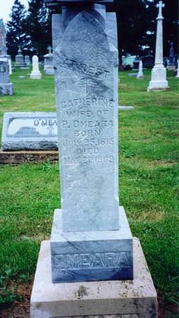 O'MEARA, CATHERINE - Clinton County, Iowa | CATHERINE O'MEARA