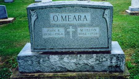 O'MEARA, JOHN R. - Clinton County, Iowa | JOHN R. O'MEARA