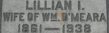 O'MEARA, LILLIAN I. - Clinton County, Iowa | LILLIAN I. O'MEARA