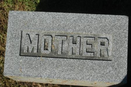 O'MEARA, MOTHER - Clinton County, Iowa | MOTHER O'MEARA