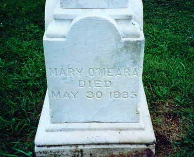 O'MEARA, MARY - Clinton County, Iowa   MARY O'MEARA