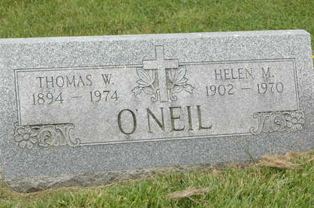 O'NEIL, THOMAS W. - Clinton County, Iowa | THOMAS W. O'NEIL