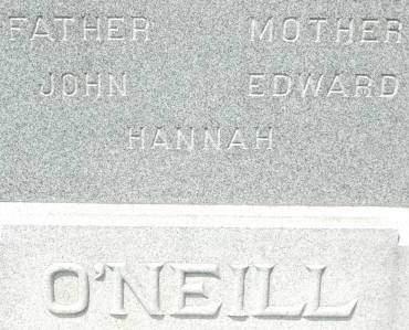 O'NEILL, EDWARD - Clinton County, Iowa   EDWARD O'NEILL