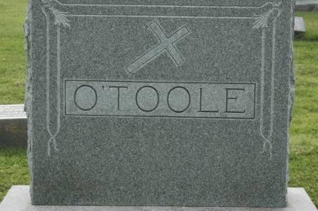 O'TOOLE, FAMILY MONUMENT - Clinton County, Iowa | FAMILY MONUMENT O'TOOLE