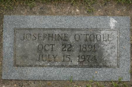 O'TOOLE, JOSEPHINE - Clinton County, Iowa   JOSEPHINE O'TOOLE