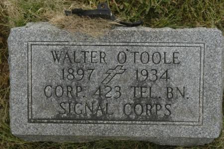 O'TOOLE, WALTER - Clinton County, Iowa | WALTER O'TOOLE