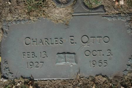 OTTO, CHARLES E. - Clinton County, Iowa | CHARLES E. OTTO