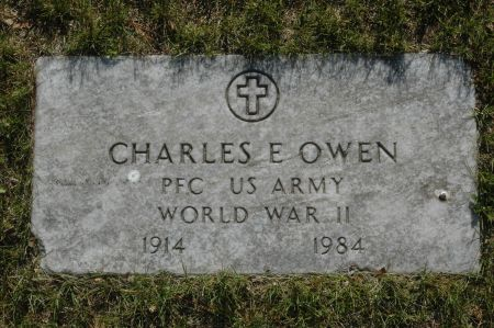 OWEN, CHARLES E. - Clinton County, Iowa | CHARLES E. OWEN