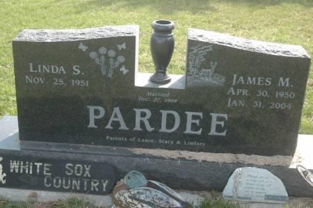 PARDEE, JAMES M. - Clinton County, Iowa | JAMES M. PARDEE
