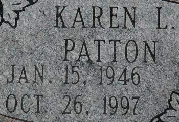 PATTON, KAREN L. - Clinton County, Iowa | KAREN L. PATTON