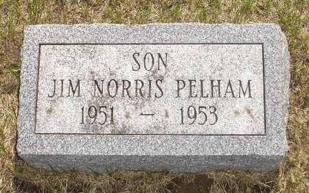 PELHAM, JIM NORRIS - Clinton County, Iowa | JIM NORRIS PELHAM