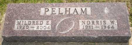 PELHAM, NORRIS - Clinton County, Iowa | NORRIS PELHAM