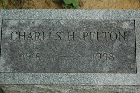 PELTON, CHARLES H. - Clinton County, Iowa | CHARLES H. PELTON