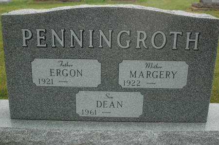 PENNINGROTH, ERGON - Clinton County, Iowa   ERGON PENNINGROTH