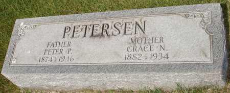PETERSEN, GRACE - Clinton County, Iowa | GRACE PETERSEN