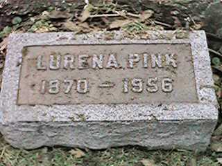PINK, LURENA - Clinton County, Iowa | LURENA PINK