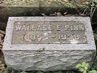 PINK, WALLASE - Clinton County, Iowa   WALLASE PINK