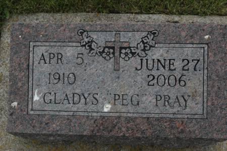 PRAY, GLADYS