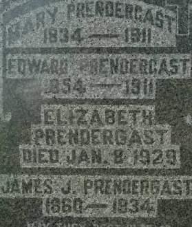 PRENDERGAST, EDWARD - Clinton County, Iowa | EDWARD PRENDERGAST