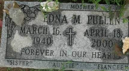 PULLLEN, EDNA M. - Clinton County, Iowa | EDNA M. PULLLEN
