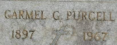 PURCELL, GARMEL G. - Clinton County, Iowa | GARMEL G. PURCELL