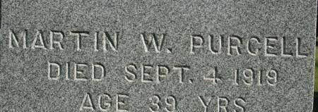PURCELL, MARTIN W. - Clinton County, Iowa | MARTIN W. PURCELL