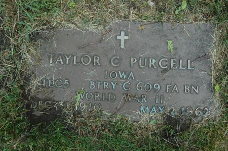 PURCELL, TAYLOR C. - Clinton County, Iowa | TAYLOR C. PURCELL