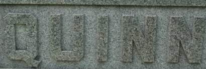 QUINN, FAMILY MONUMENT - Clinton County, Iowa | FAMILY MONUMENT QUINN