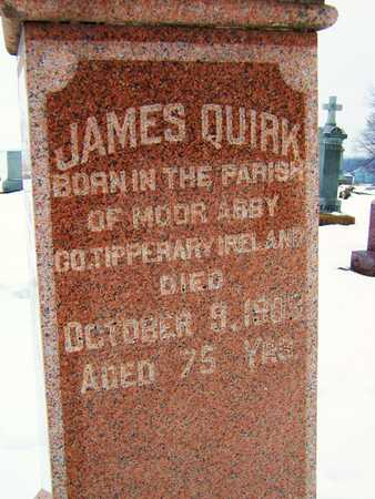 QUIRK, JAMES - Clinton County, Iowa | JAMES QUIRK