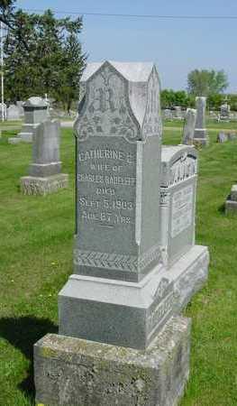 BAHR RADELEFF, CATHERINE C. KATRINA - Clinton County, Iowa | CATHERINE C. KATRINA BAHR RADELEFF