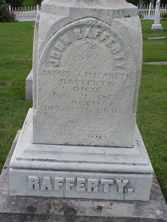 CARTNEY RAFFERTY, ELIZABETH M. - Clinton County, Iowa | ELIZABETH M. CARTNEY RAFFERTY