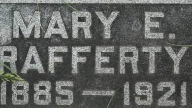RAFFERTY, MARY E. - Clinton County, Iowa | MARY E. RAFFERTY