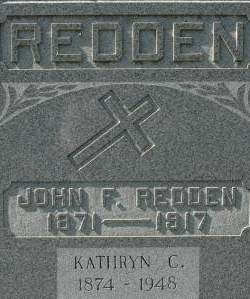 REDDEN, JOHN F. - Clinton County, Iowa | JOHN F. REDDEN