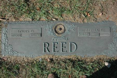 REED, LOUIS D. - Clinton County, Iowa | LOUIS D. REED