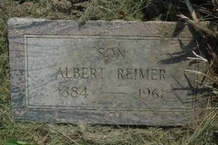 REIMER, ALBERT - Clinton County, Iowa | ALBERT REIMER