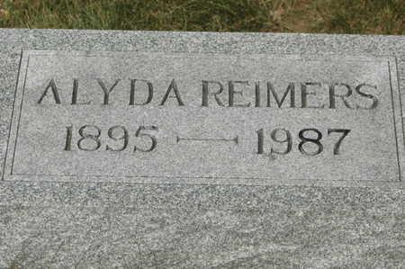 REIMERS, ALYDA - Clinton County, Iowa | ALYDA REIMERS