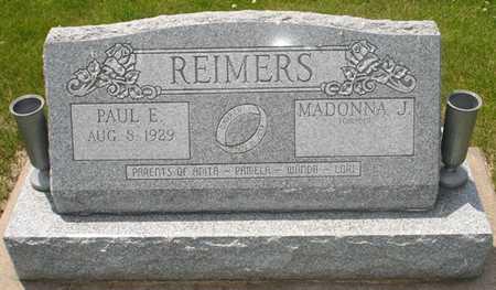 SCHRADER REIMERS, MADONNA J. - Clinton County, Iowa | MADONNA J. SCHRADER REIMERS