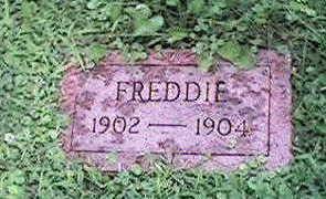 REINKE, FREDDIE - Clinton County, Iowa   FREDDIE REINKE