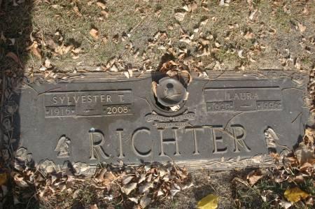 RICHTER, LAURA - Clinton County, Iowa   LAURA RICHTER
