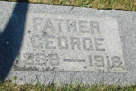 RIX, GEORGE - Clinton County, Iowa | GEORGE RIX