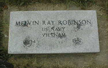 ROBINSON, MELVIN RAY - Clinton County, Iowa | MELVIN RAY ROBINSON