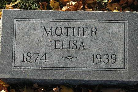 ROEH, ELISA - Clinton County, Iowa | ELISA ROEH