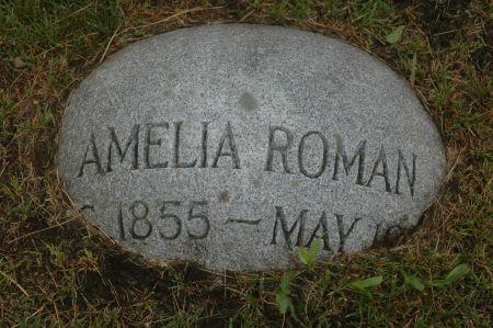 ROMAN, AMELIA - Clinton County, Iowa | AMELIA ROMAN