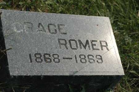 ROMER, GRACE - Clinton County, Iowa | GRACE ROMER