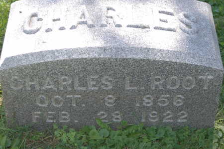ROOT, CHARLES L. - Clinton County, Iowa | CHARLES L. ROOT