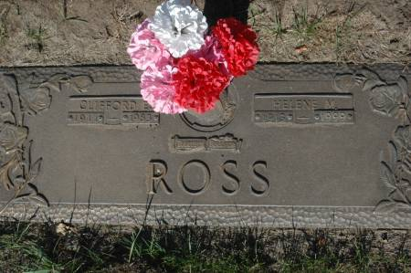 ROSS, CLIFFORD E. - Clinton County, Iowa   CLIFFORD E. ROSS